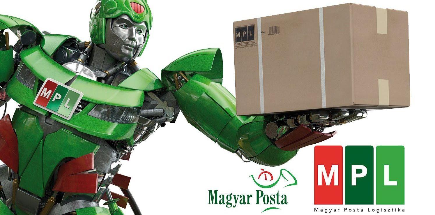 Fuvarozás a Magyar Posta MPL csomagküldő szolgálattal